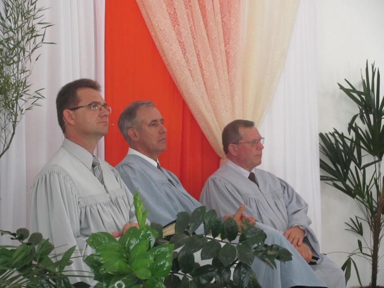 Inauguaração IECB de Lajeado