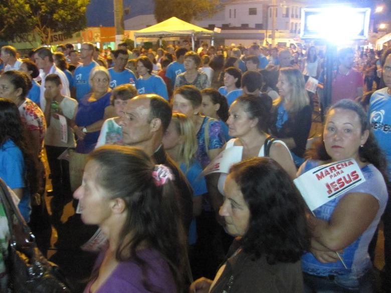 Marcha para Jesus Crissiumal II