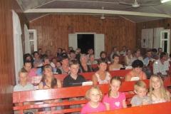 Culto em Vila Aurora Argentina