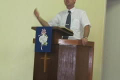 palestra em Cruzeiro