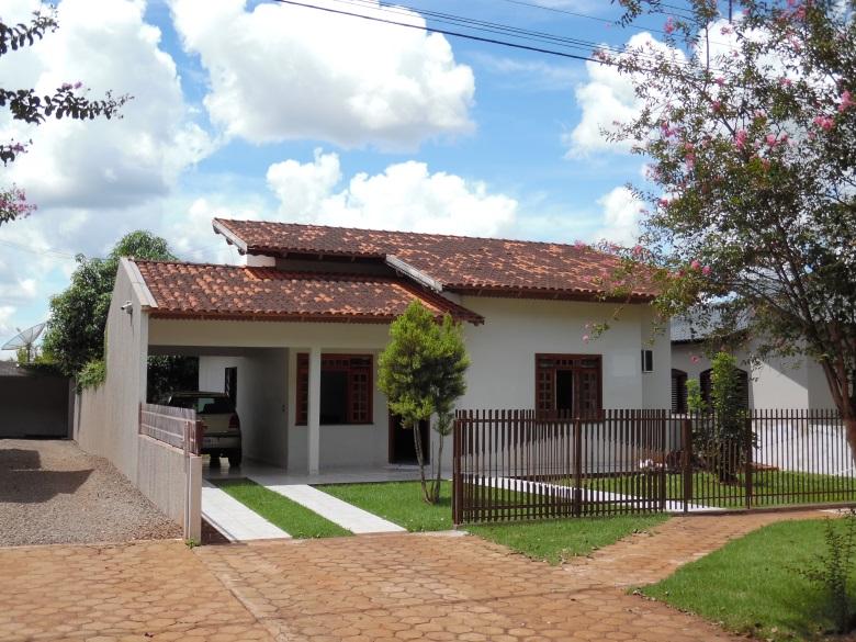 Nova casa pastoral de NSR