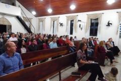 Culto em Panambi Sul