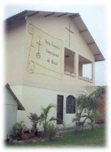 Igreja Matriz e Casa Pastoral